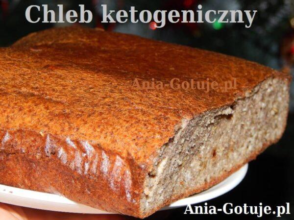 chleb ketogeniczny z majonezem