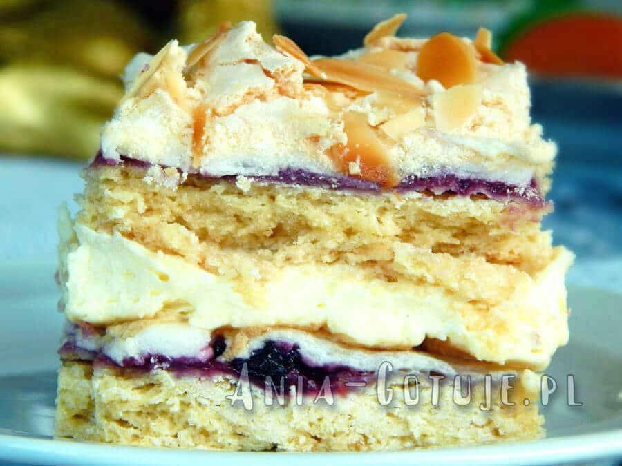 Pychotka pani Walewska 1 porcja ciasta