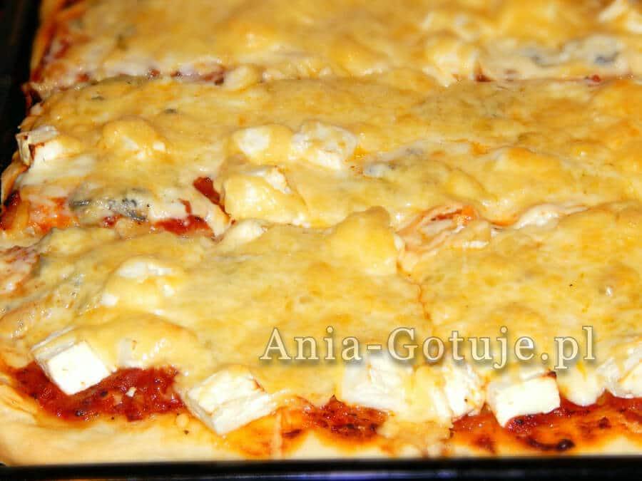 najlepsza domowa pizza